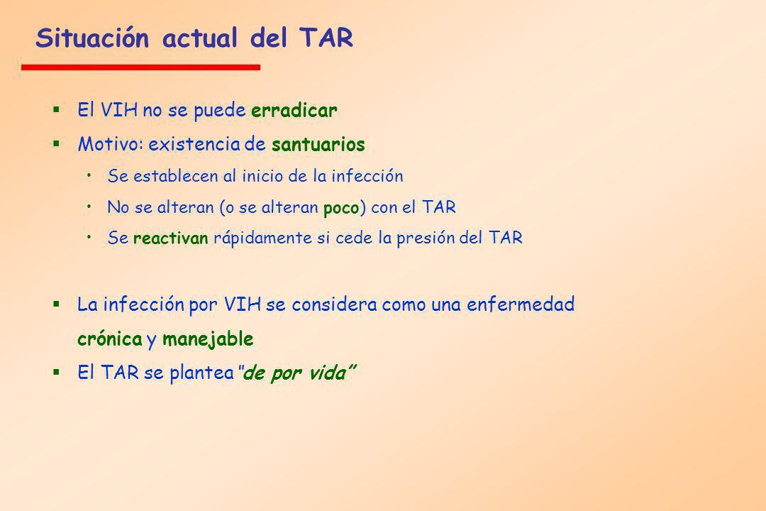 Situación actual del TAR