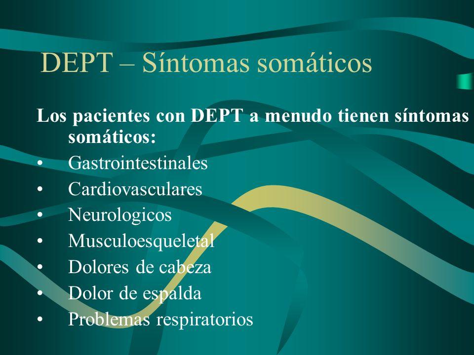 DEPT – Síntomas somáticos