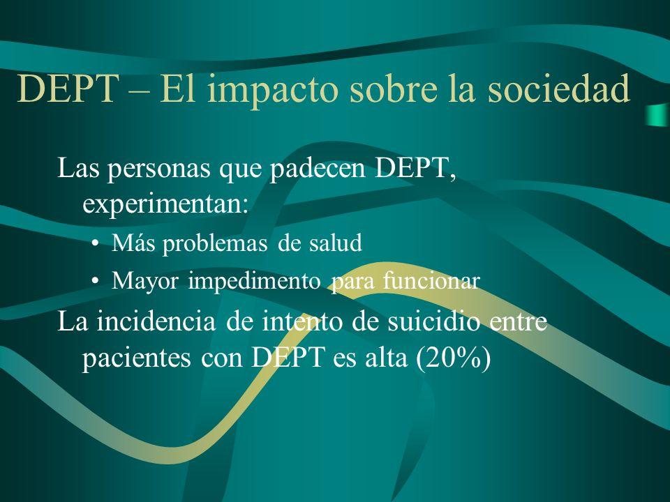DEPT – El impacto sobre la sociedad