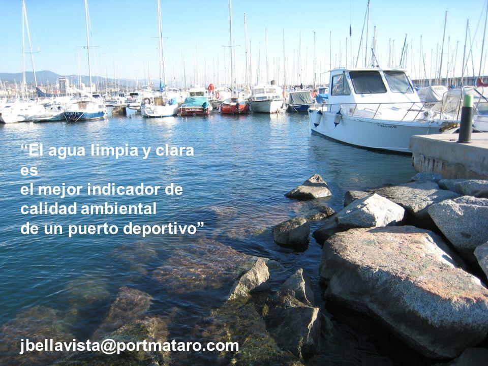 de un puerto deportivo