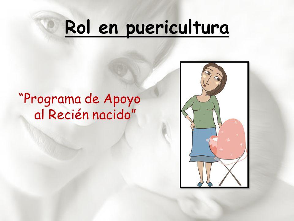 Programa de Apoyo al Recién nacido