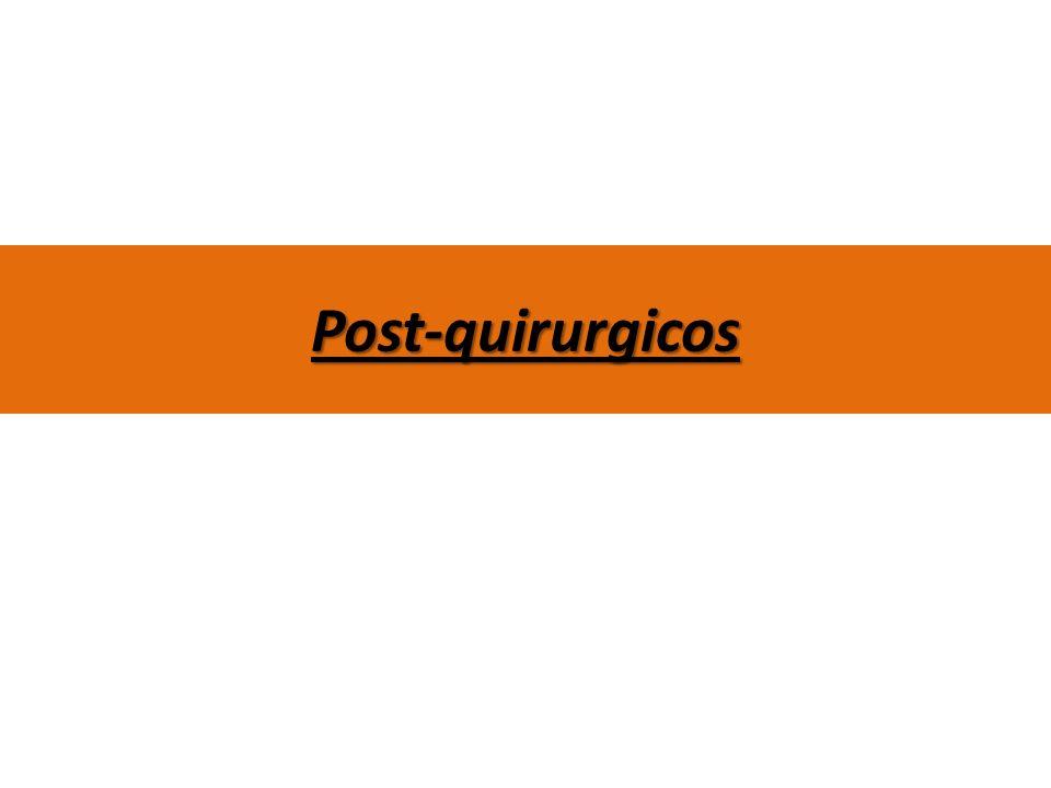 Post-quirurgicos