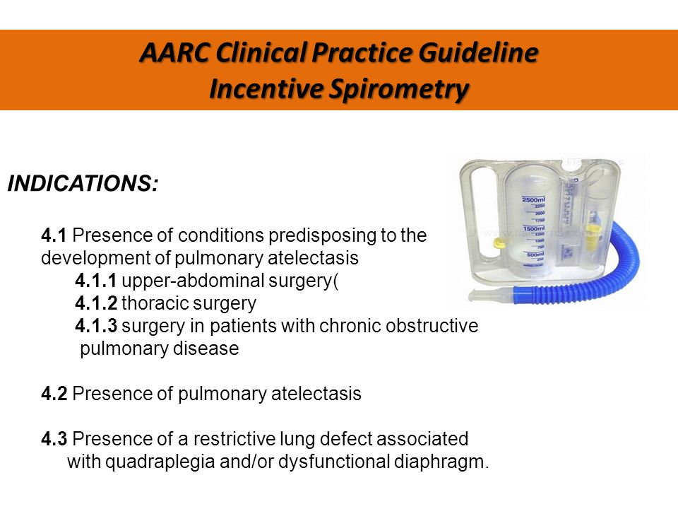 AARC Clinical Practice Guideline