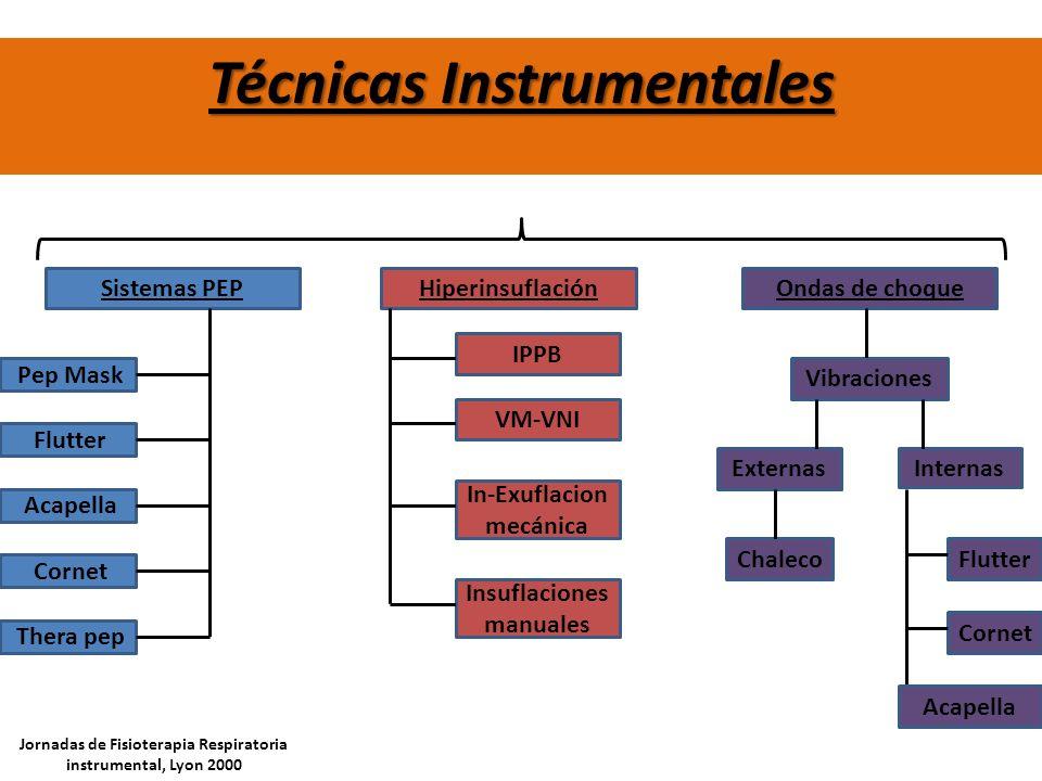 Técnicas Instrumentales