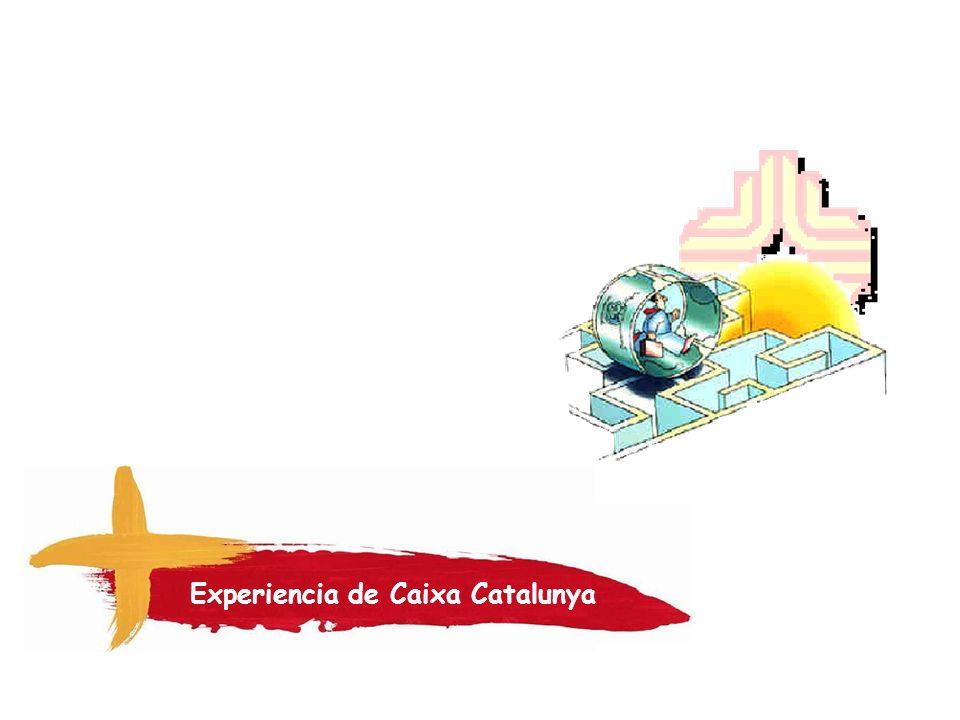 Experiencia de Caixa Catalunya