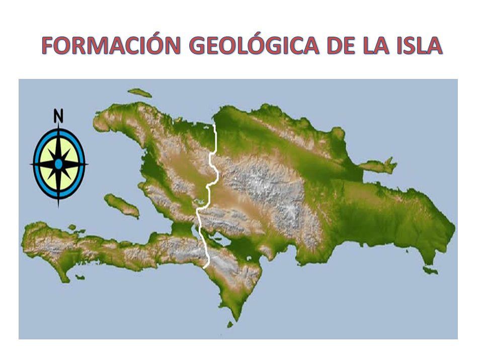 FORMACIÓN GEOLÓGICA DE LA ISLA