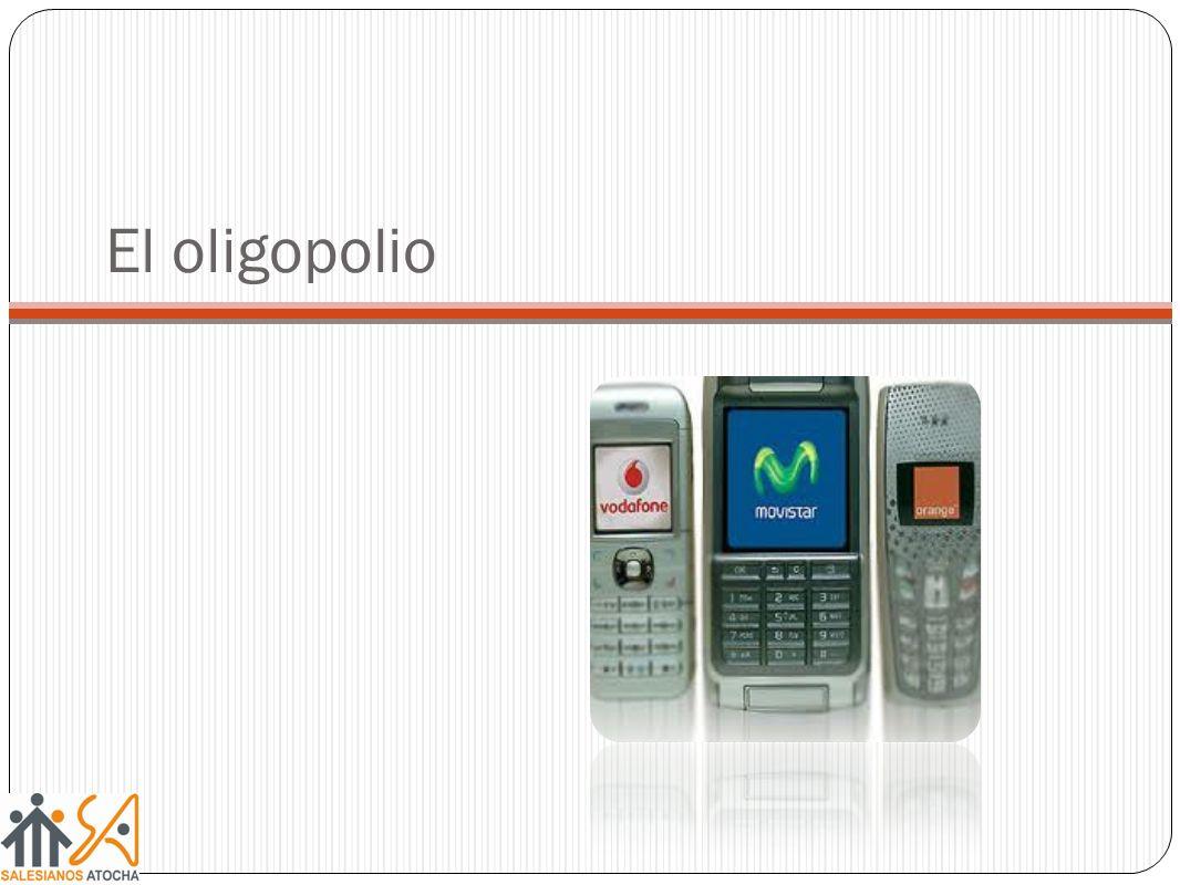 El oligopolio
