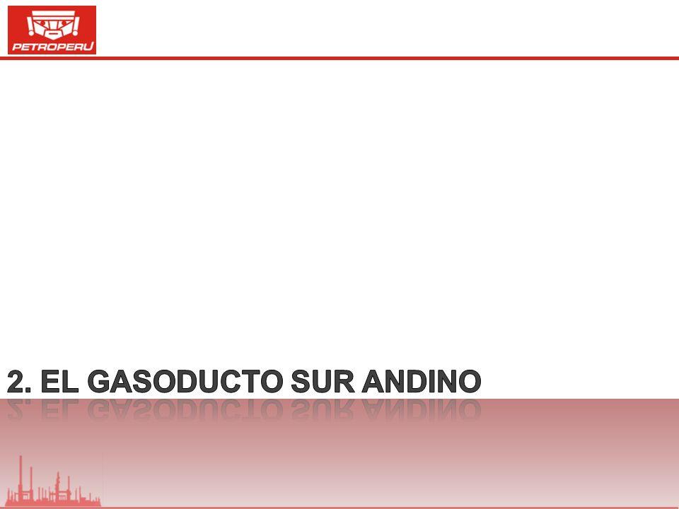 2. El Gasoducto Sur Andino