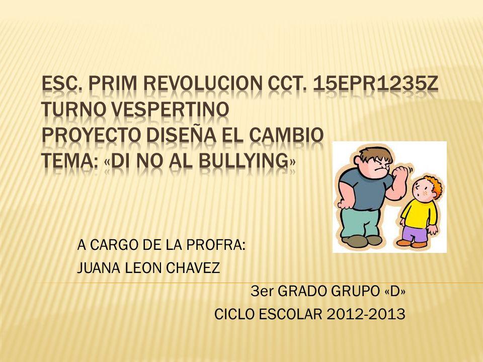 ESC. PRIM REVOLUCION CCT