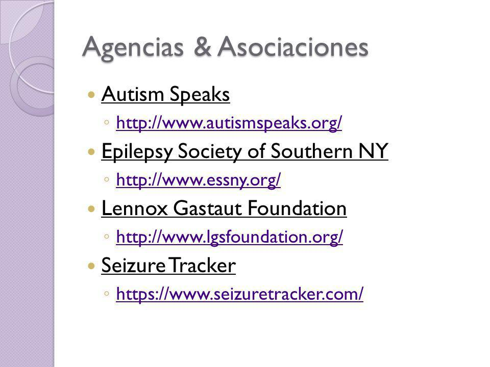 Agencias & Asociaciones