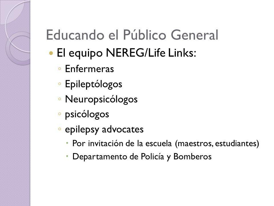 Educando el Público General