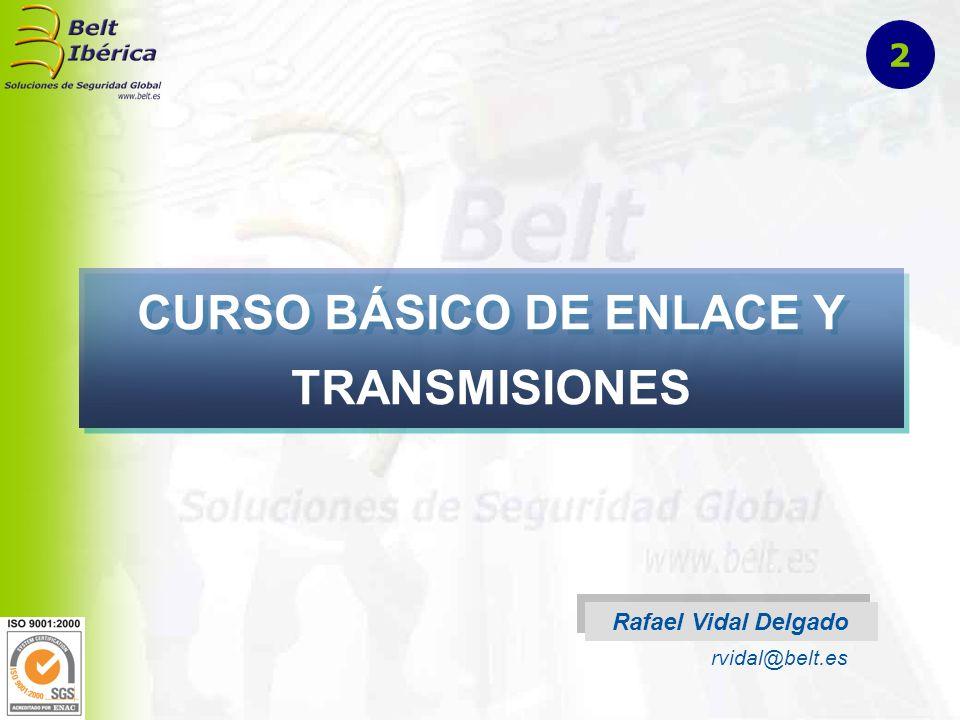 CURSO BÁSICO DE ENLACE Y TRANSMISIONES