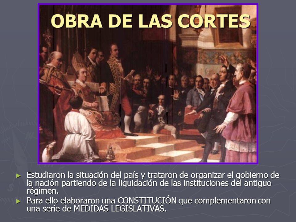 OBRA DE LAS CORTES