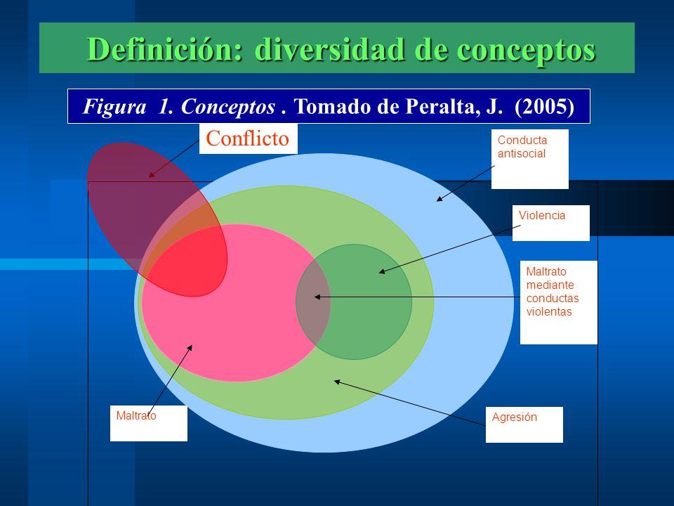 Definición: diversidad de conceptos