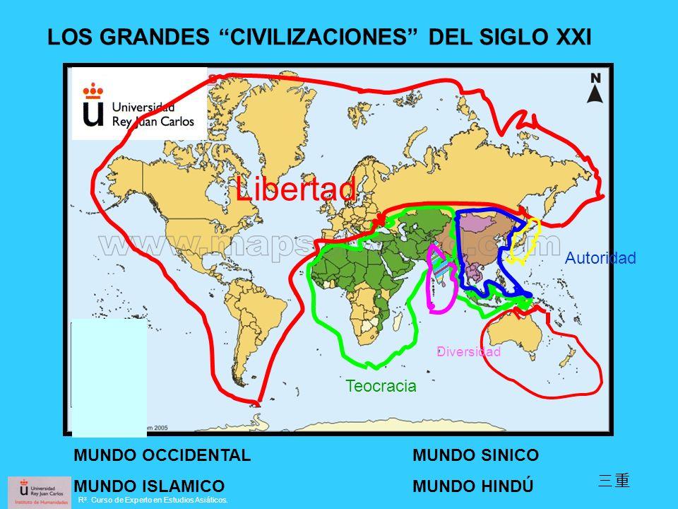 Libertad LOS GRANDES CIVILIZACIONES DEL SIGLO XXI Autoridad