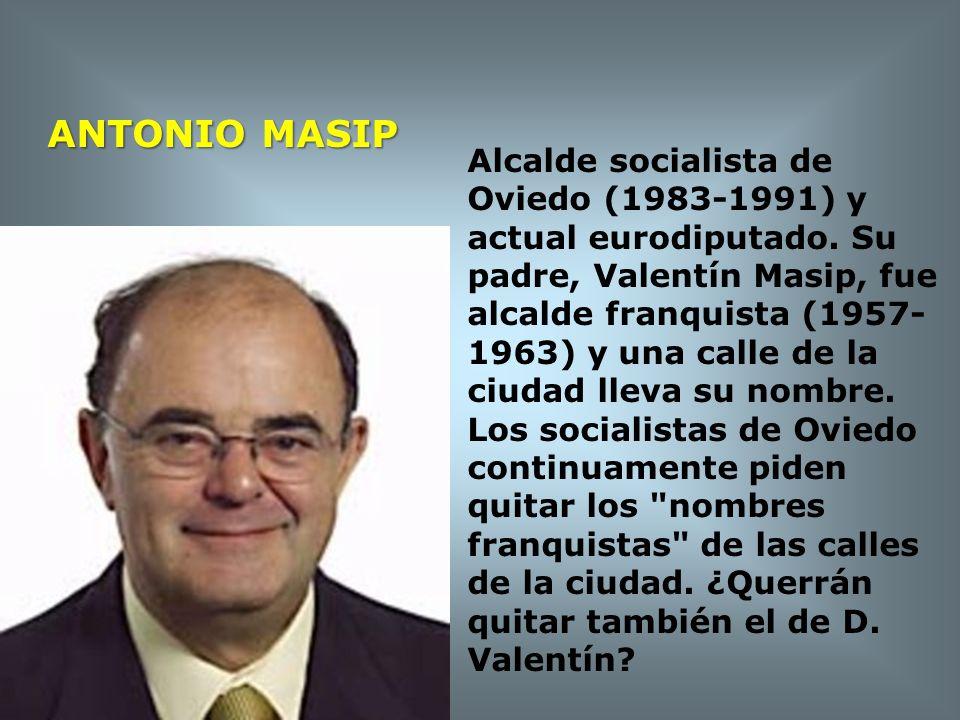 ANTONIO MASIP