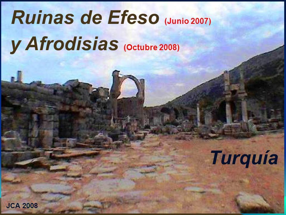 Ruinas de Efeso (Junio 2007)