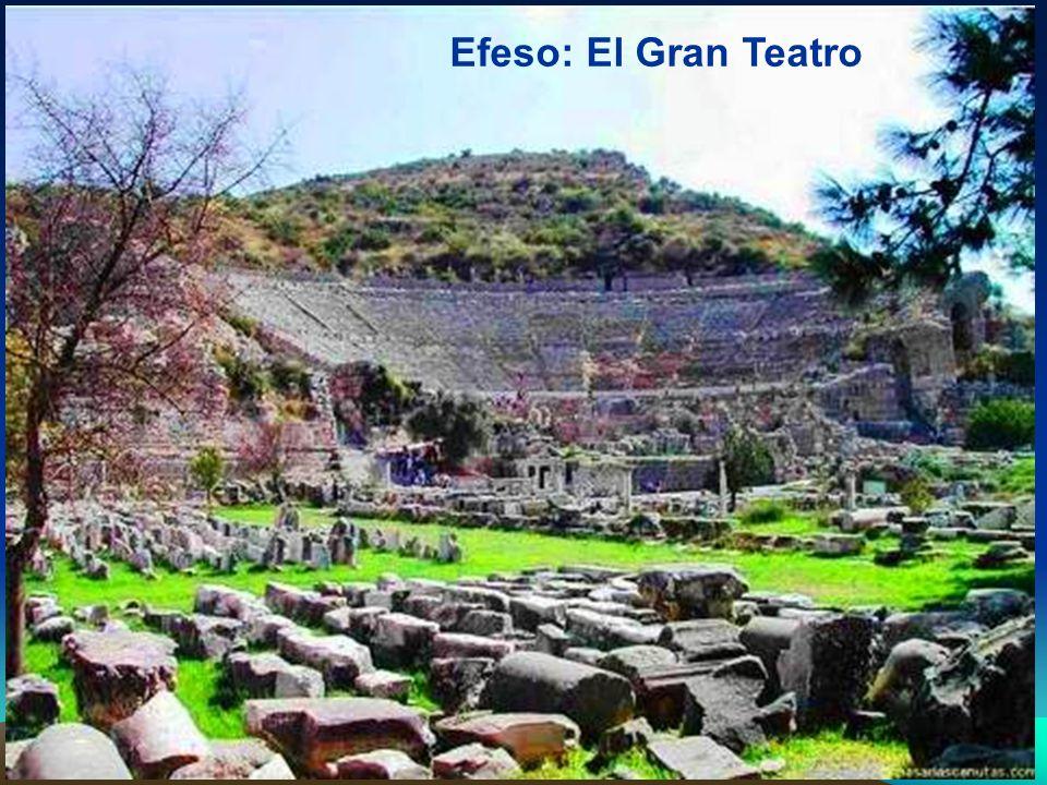 Efeso: El Gran Teatro
