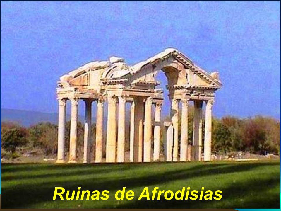 Ruinas de Afrodisias