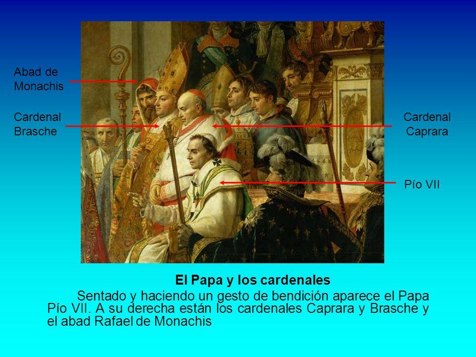 El Papa y los cardenales