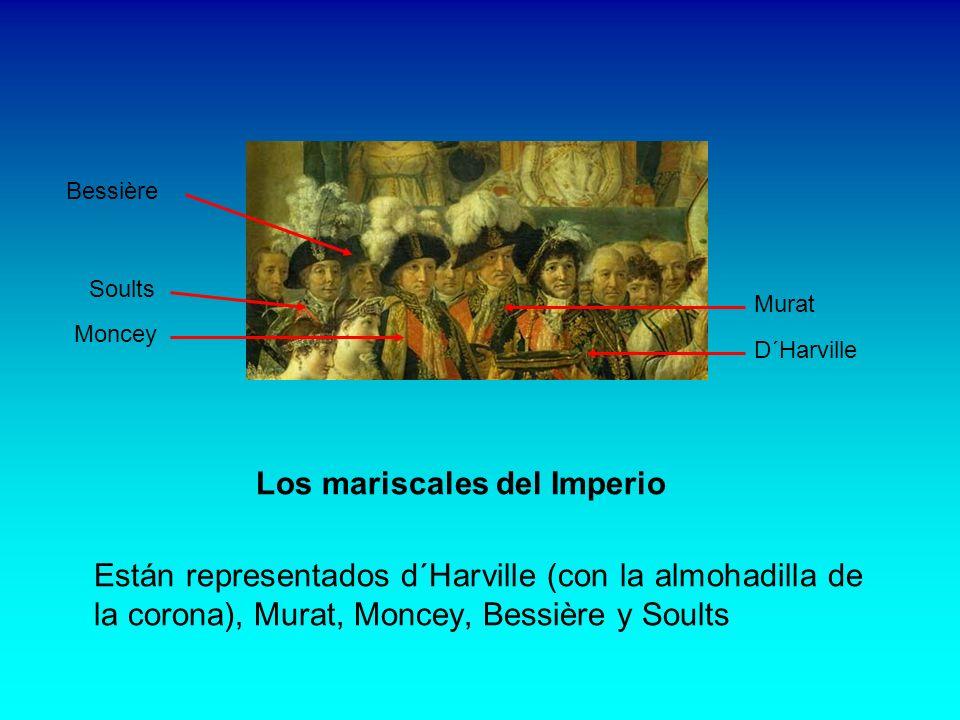 Los mariscales del Imperio