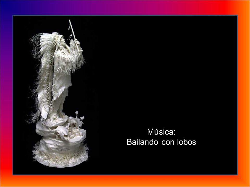 Música: Bailando con lobos