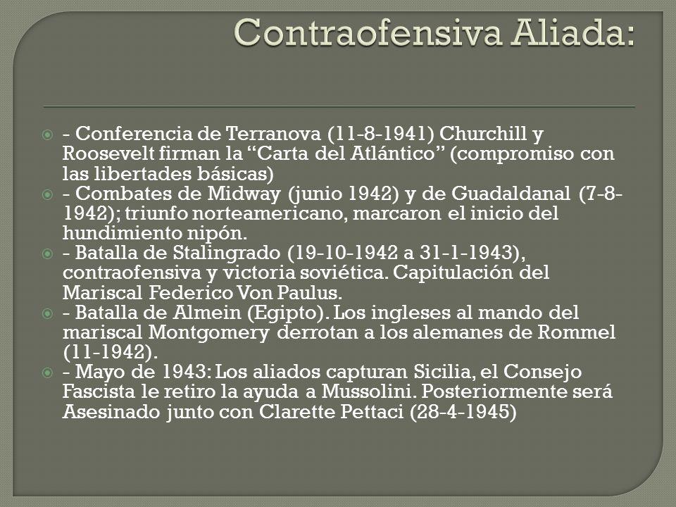 Contraofensiva Aliada:
