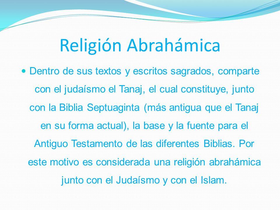 Religión Abrahámica