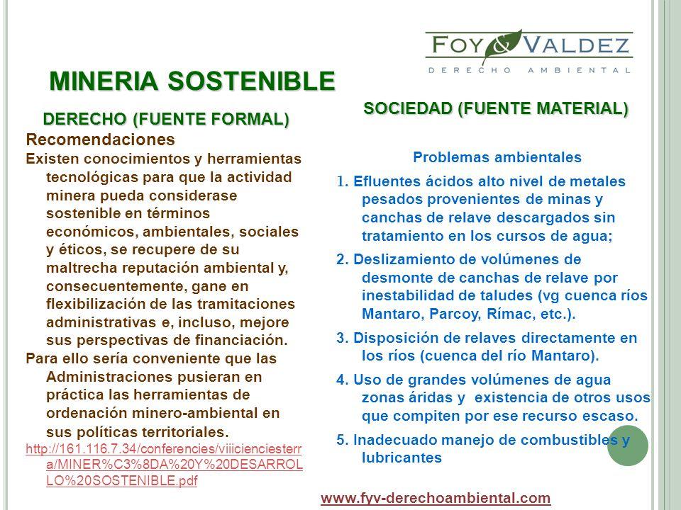 SOCIEDAD (FUENTE MATERIAL) DERECHO (FUENTE FORMAL)