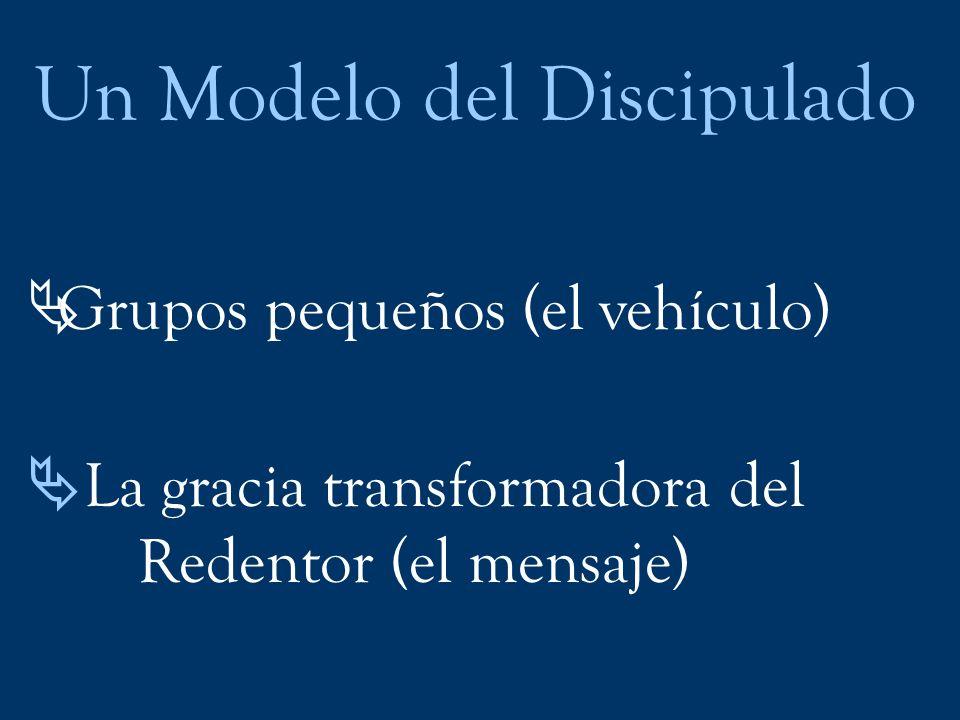 Un Modelo del Discipulado