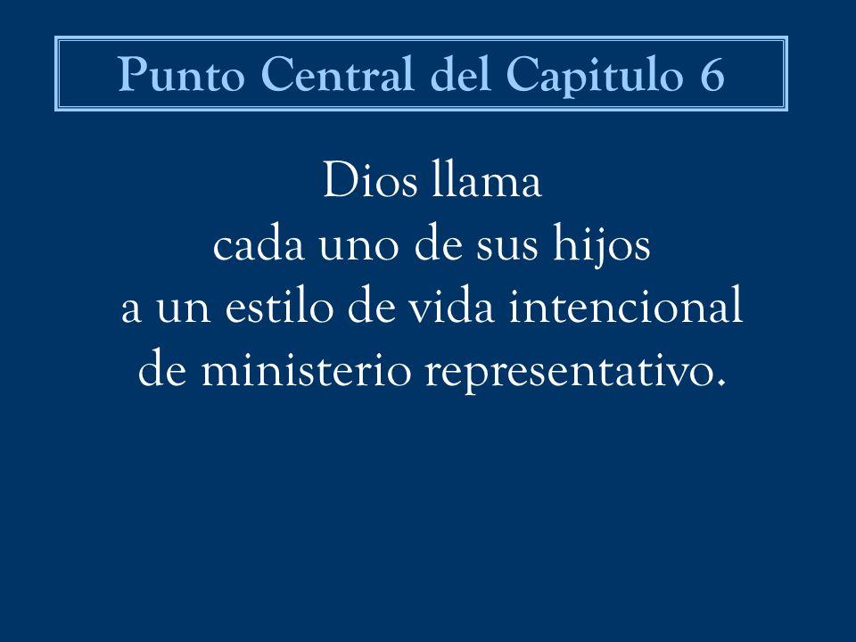 Punto Central del Capitulo 6