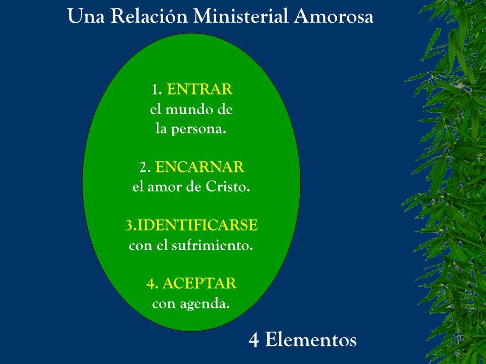 Una Relación Ministerial Amorosa