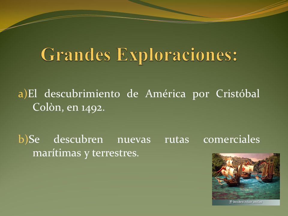 Grandes Exploraciones: