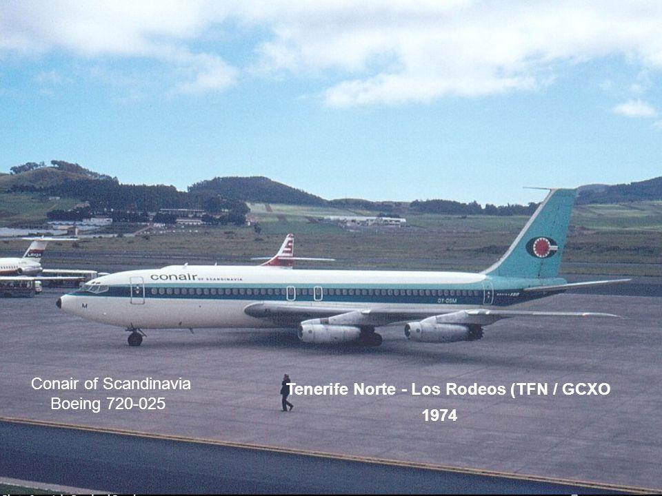 Conair of Scandinavia Boeing 720-025