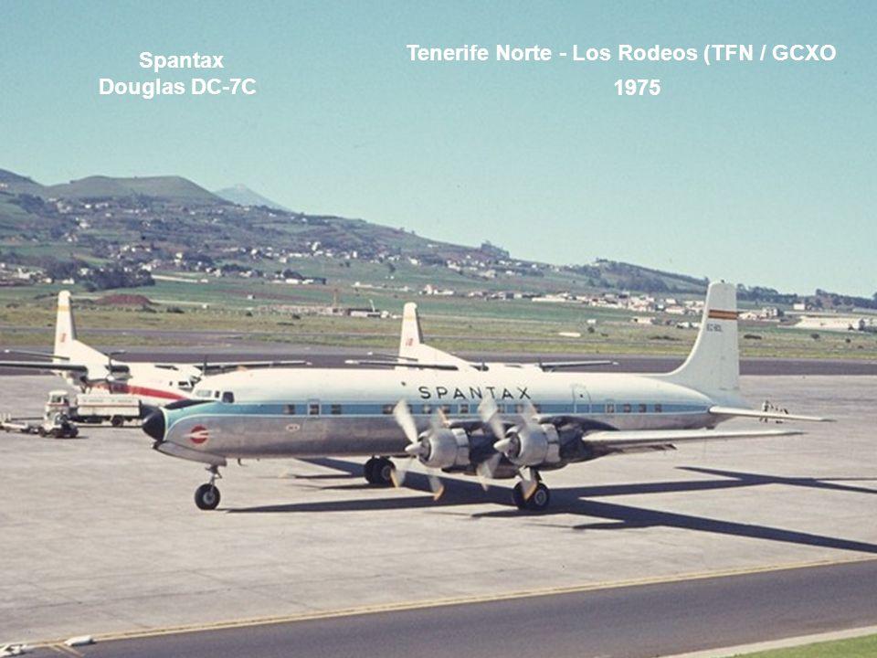 Tenerife Norte - Los Rodeos (TFN / GCXO