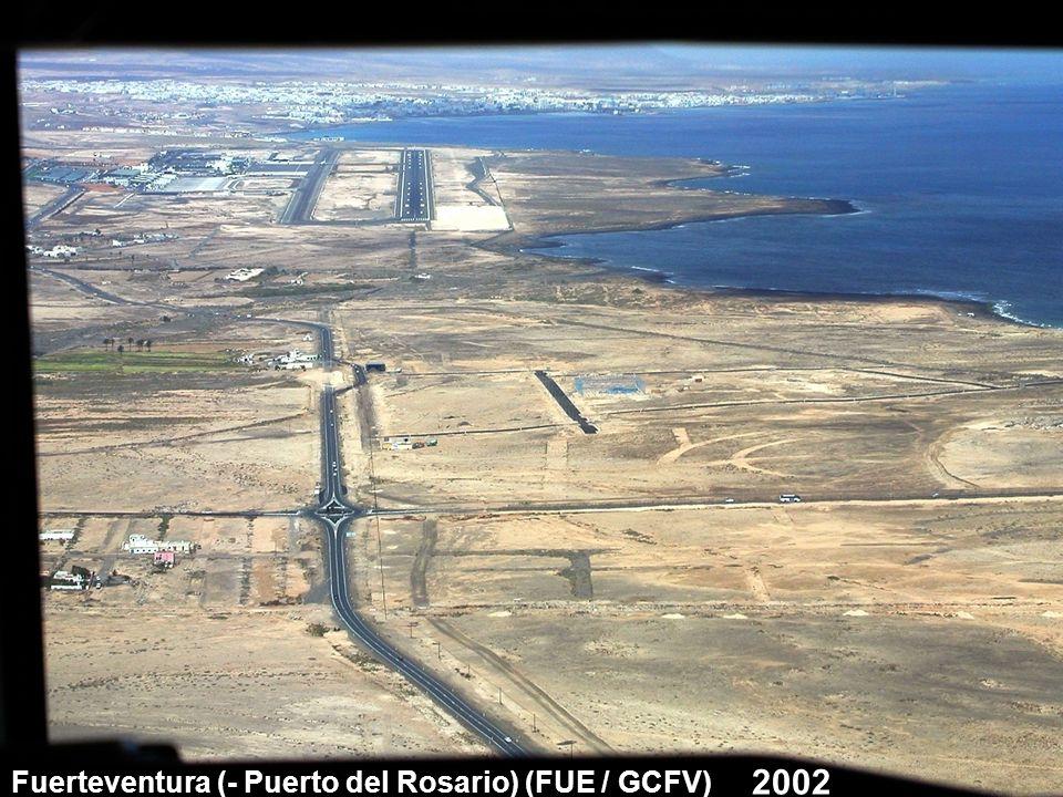 Fuerteventura (- Puerto del Rosario) (FUE / GCFV)