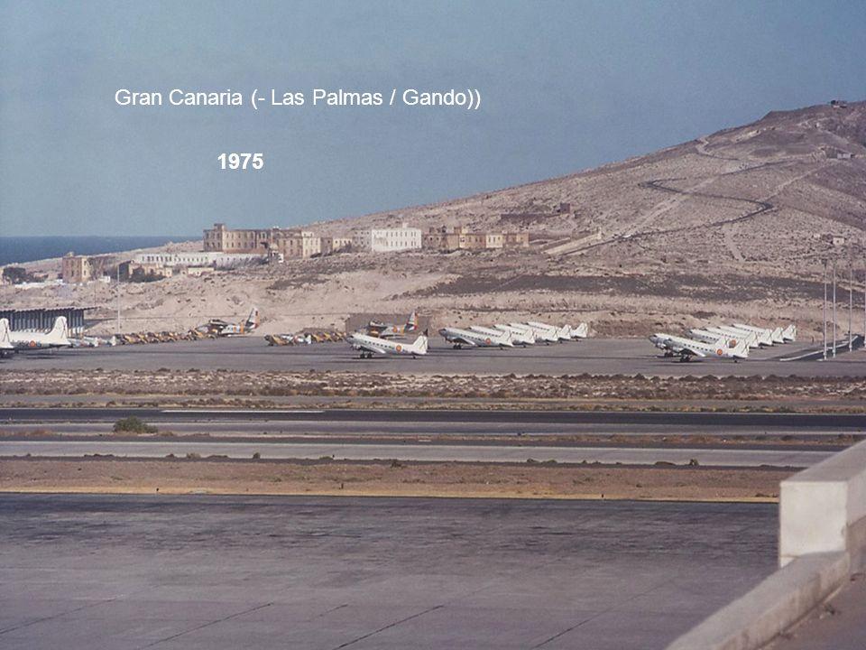 Gran Canaria (- Las Palmas / Gando))