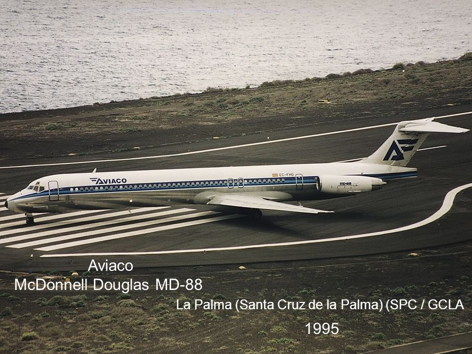 Aviaco McDonnell Douglas MD-88