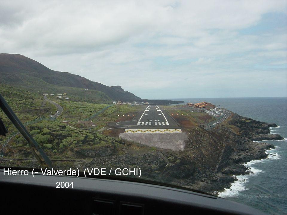 Hierro (- Valverde) (VDE / GCHI)