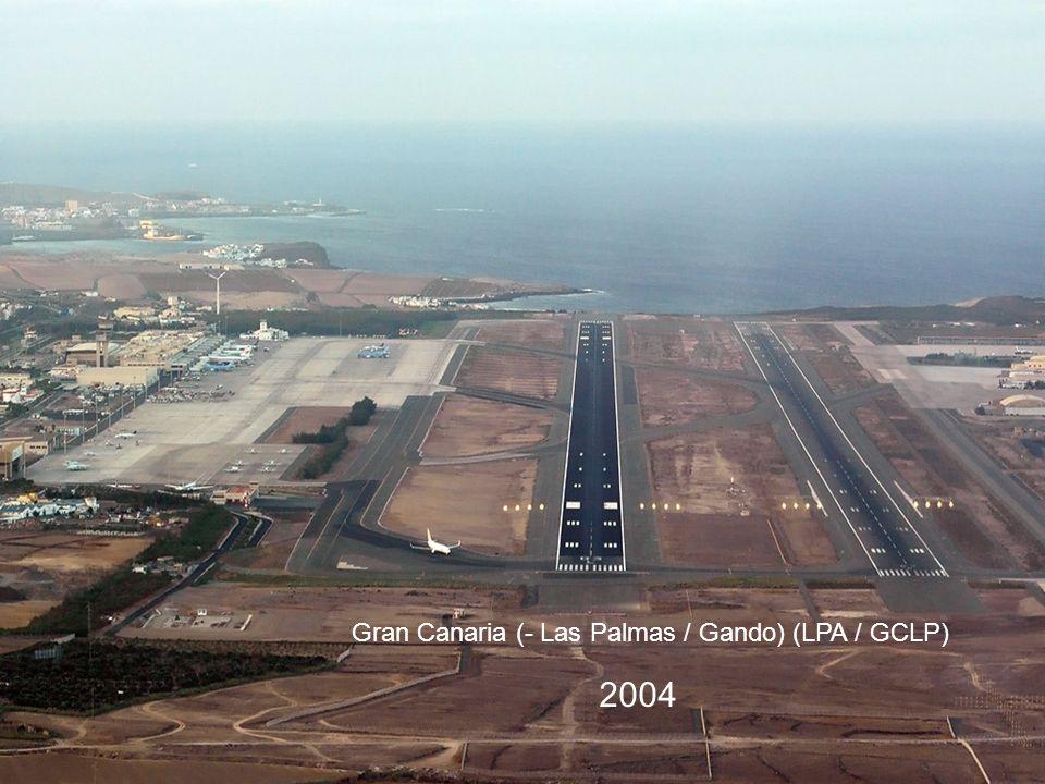 Gran Canaria (- Las Palmas / Gando) (LPA / GCLP)