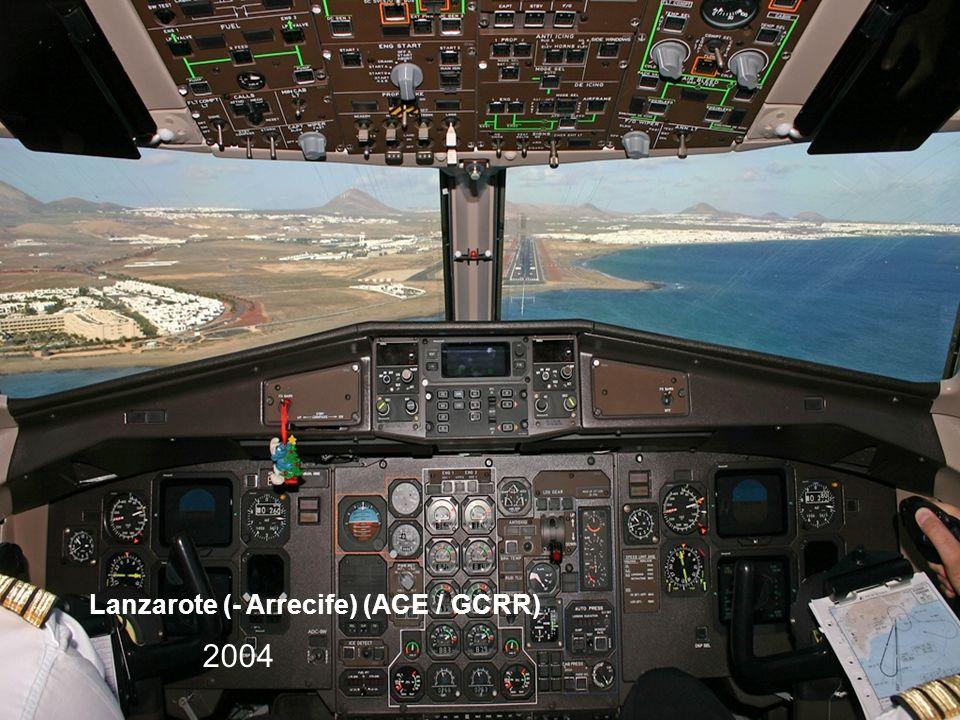 Lanzarote (- Arrecife) (ACE / GCRR)