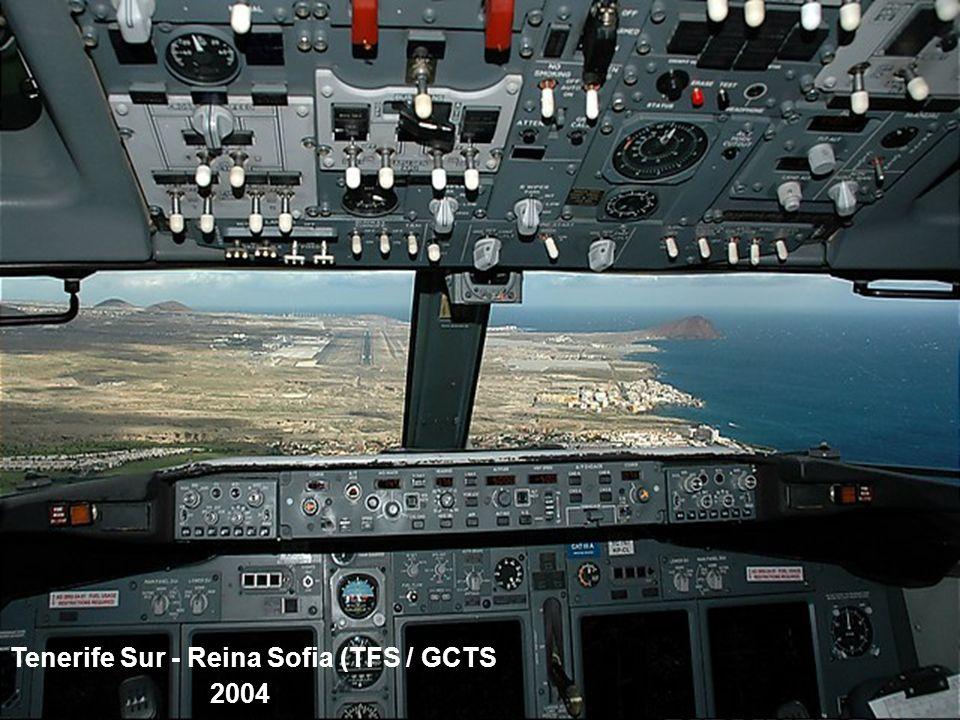 Tenerife Sur - Reina Sofia (TFS / GCTS)