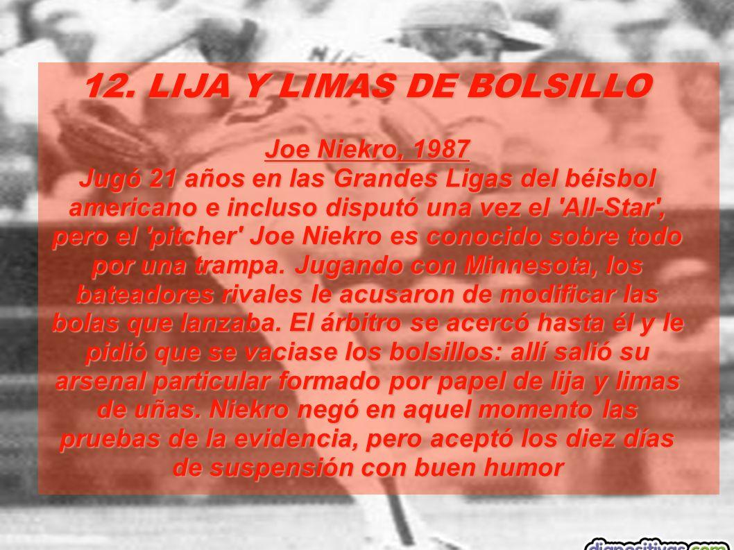 12. LIJA Y LIMAS DE BOLSILLO