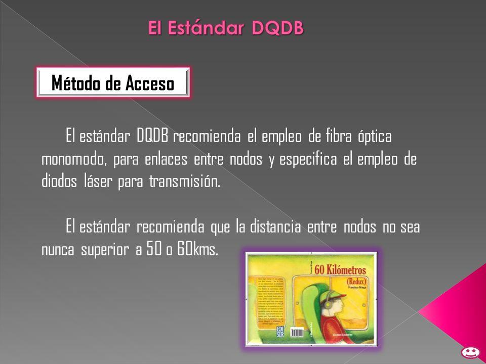 Método de Acceso El Estándar DQDB