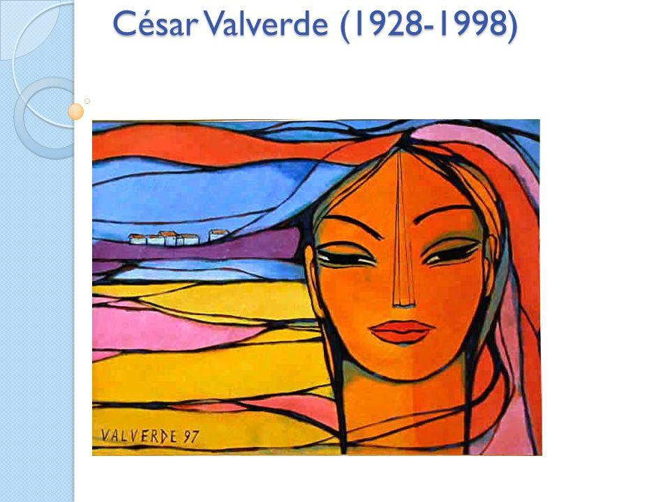 César Valverde (1928-1998)