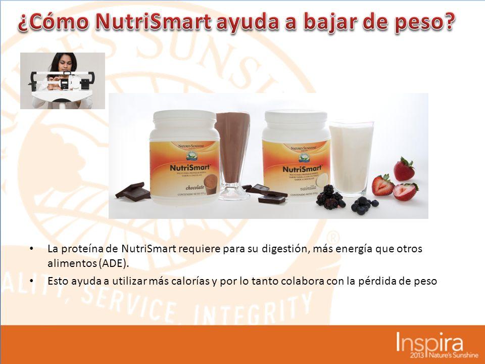 ¿Cómo NutriSmart ayuda a bajar de peso