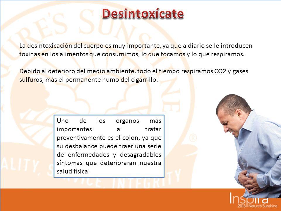 Desintoxícate