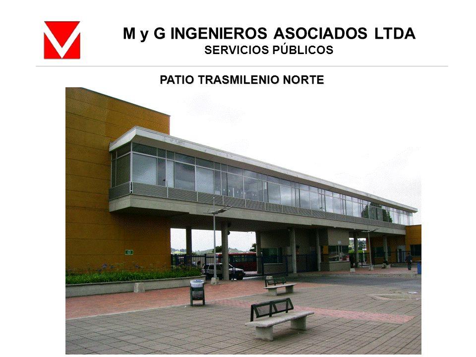 M y G INGENIEROS ASOCIADOS LTDA PATIO TRASMILENIO NORTE