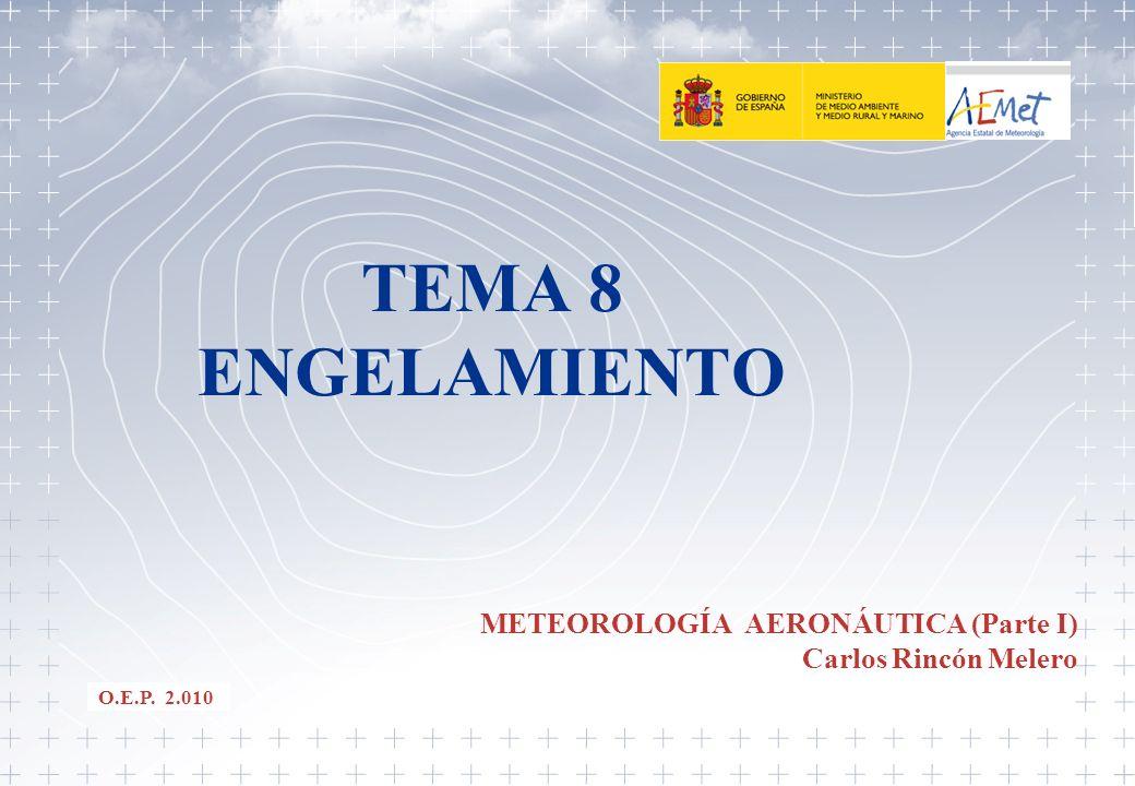METEOROLOGÍA AERONÁUTICA (Parte I) Carlos Rincón Melero