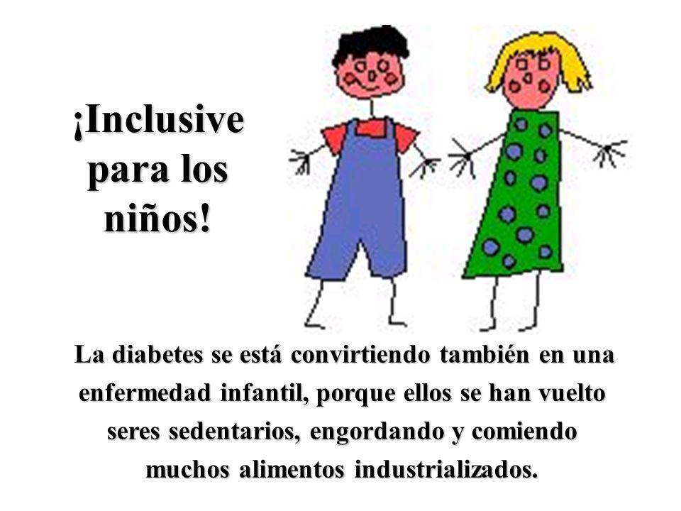 ¡Inclusive para los niños!